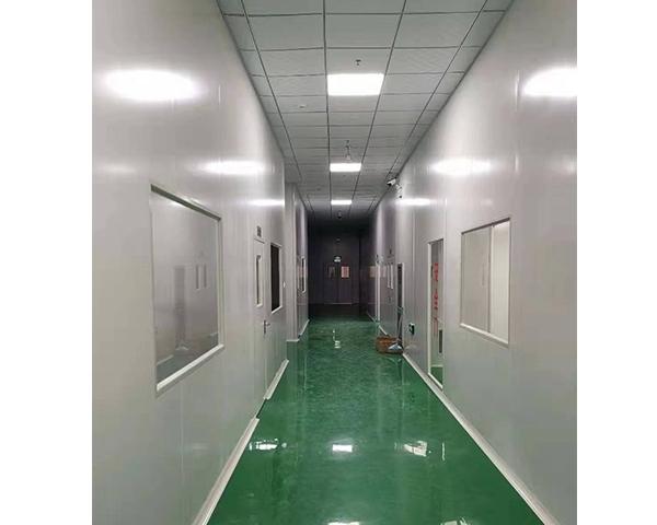 黑龙江实验室净化工程